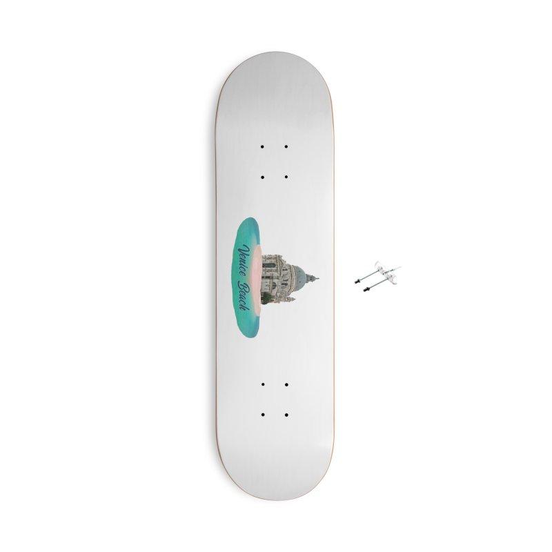Venice Beach Accessories Skateboard by MaroDek's Artist Shop