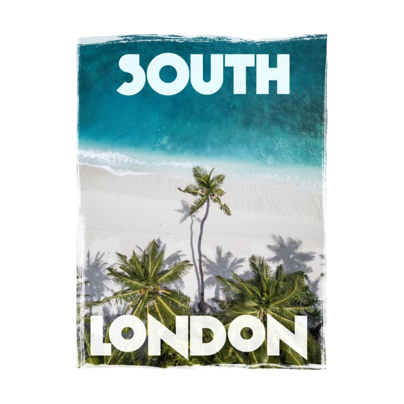 South London Accessories Sticker by MaroDek's Artist Shop