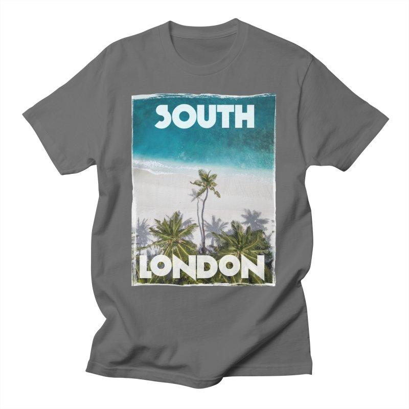 South London Men's T-Shirt by MaroDek's Artist Shop