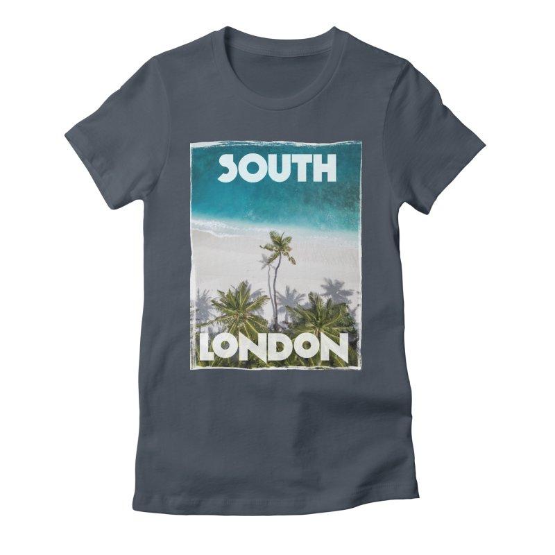 South London Women's T-Shirt by MaroDek's Artist Shop