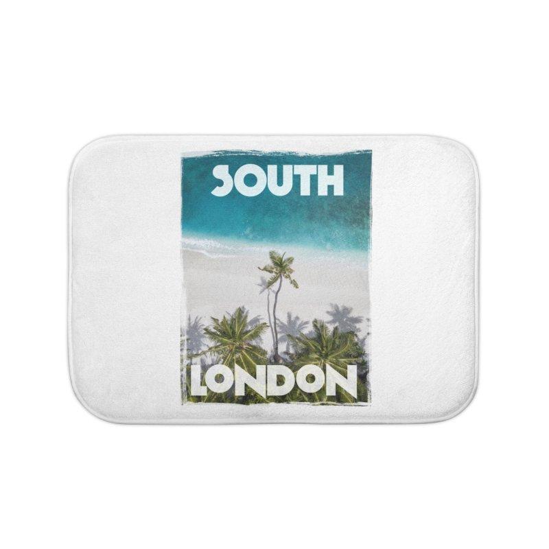 South London Home Bath Mat by MaroDek's Artist Shop
