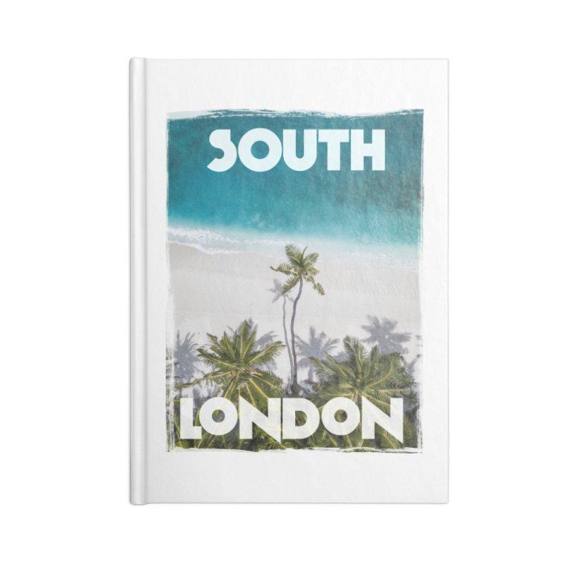 South London Accessories Notebook by MaroDek's Artist Shop