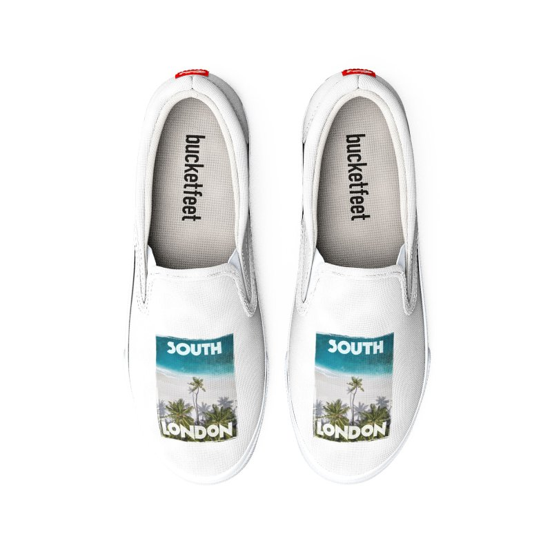 South London Women's Shoes by MaroDek's Artist Shop