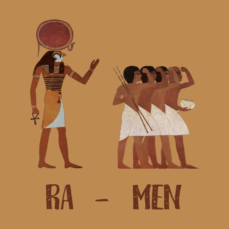 Ancient Egypt Ramen Men's T-Shirt by MaroDek's Artist Shop