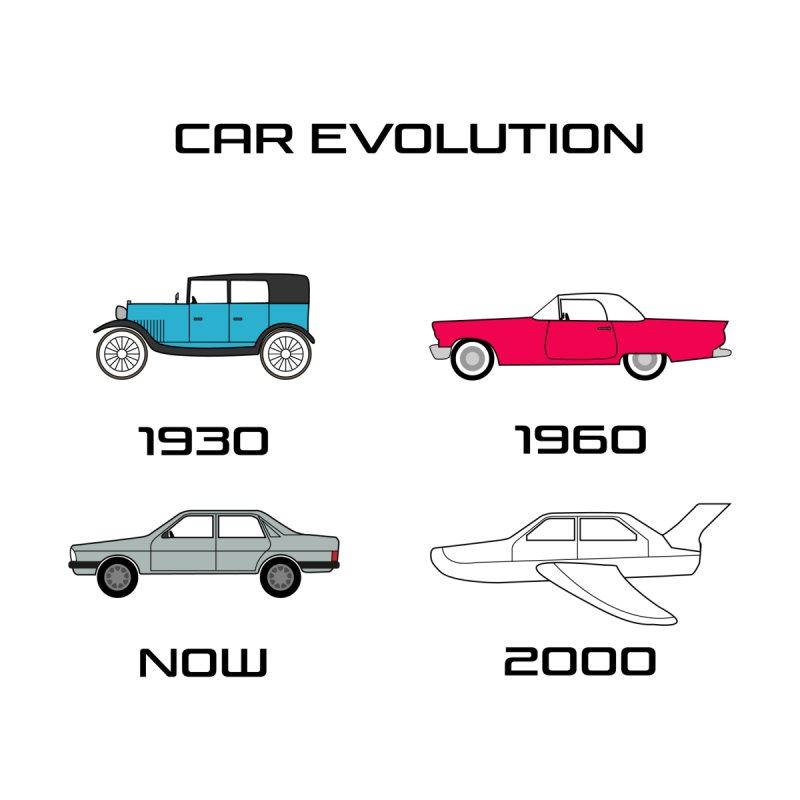 Car Evolution Men's T-Shirt by MaroDek's Artist Shop