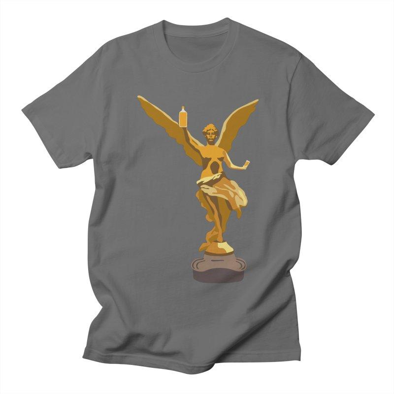 Tequila Angel Men's T-Shirt by MaroDek's Artist Shop