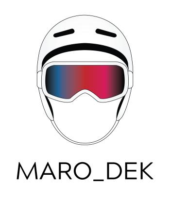 MaroDek's Artist Shop Logo