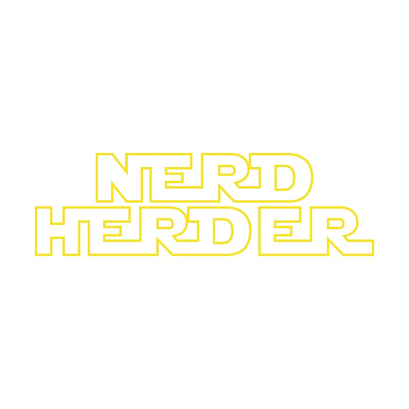 Nerd Herder Men's T-Shirt by Nerd Herder Tee's Artist Shop