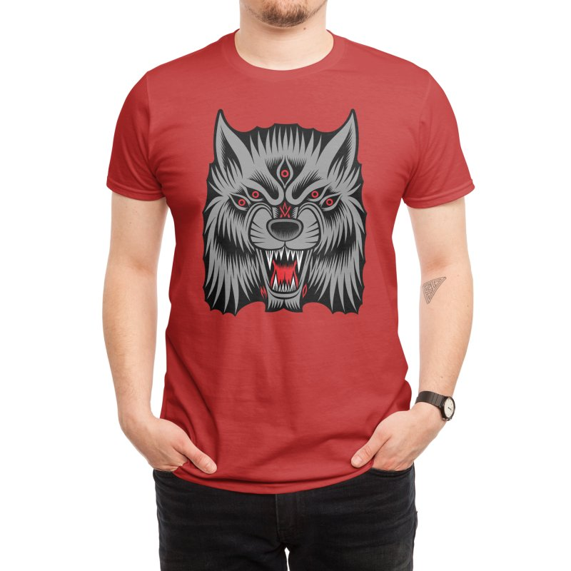 5-Eyed Warg Men's T-Shirt by MARTINHEAD ROCKS
