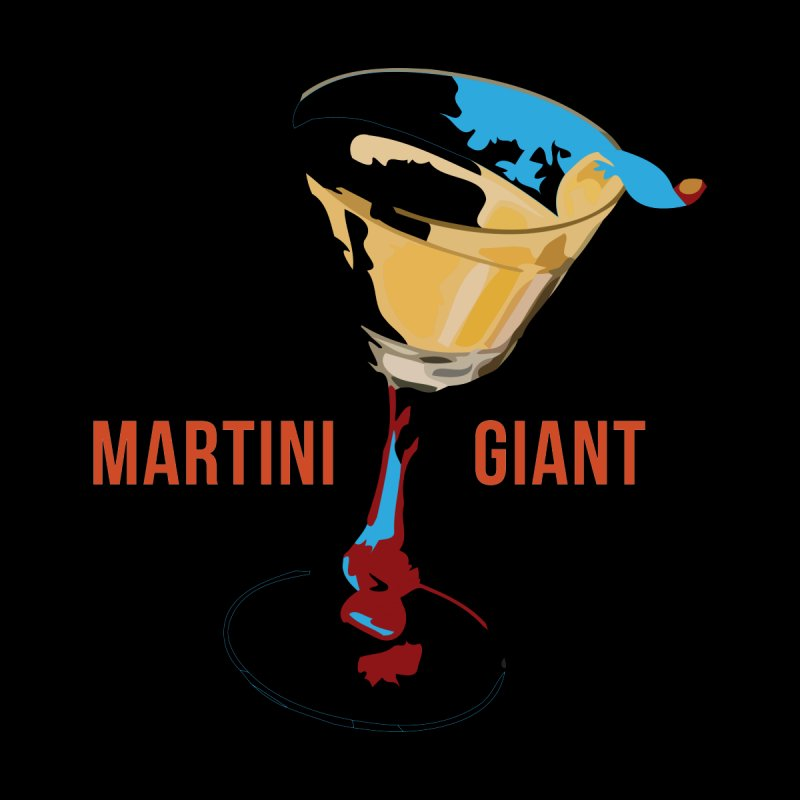 MG Classic Logo 01 Men's T-Shirt by Martini Giant's Store