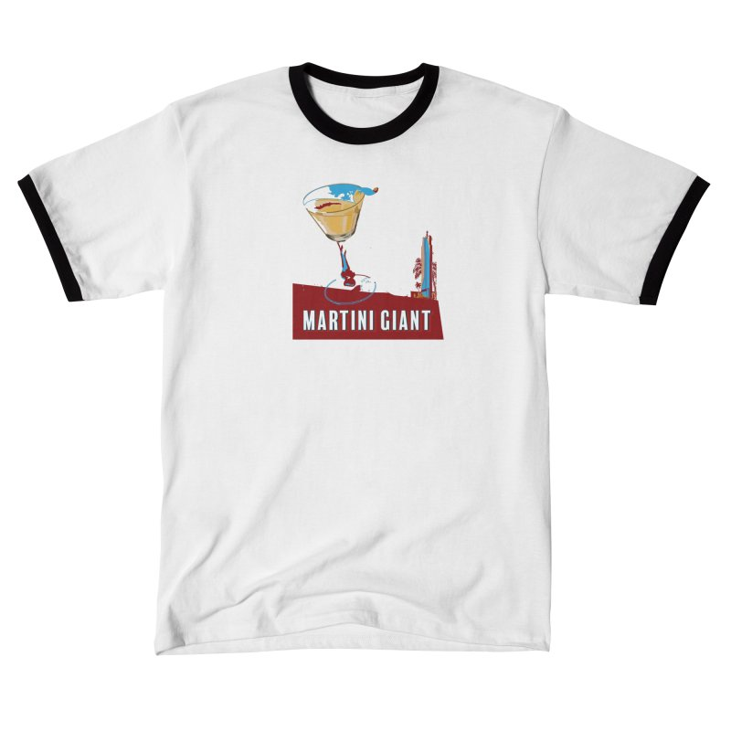 MG Classic Logo Season Two Men's T-Shirt by Martini Giant's Store