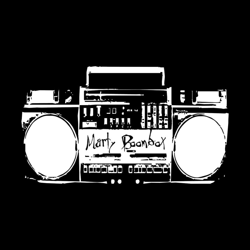 Boombox t-shirts Men's T-Shirt by Marty Boombox's Shop