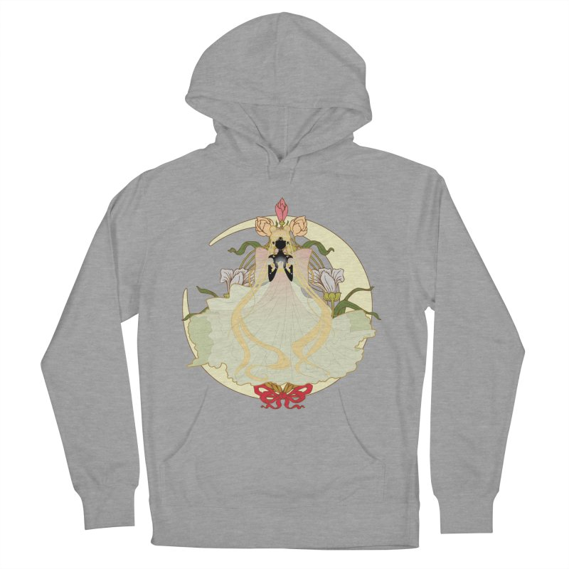 Serenity Nouveau Women's Pullover Hoody by MaruDashi's Artist Shop