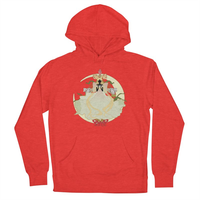 Serenity Nouveau Women's Pullover Hoody by MaruDashi's Artist Shop