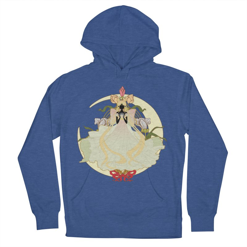 Serenity Nouveau Women's French Terry Pullover Hoody by MaruDashi's Artist Shop