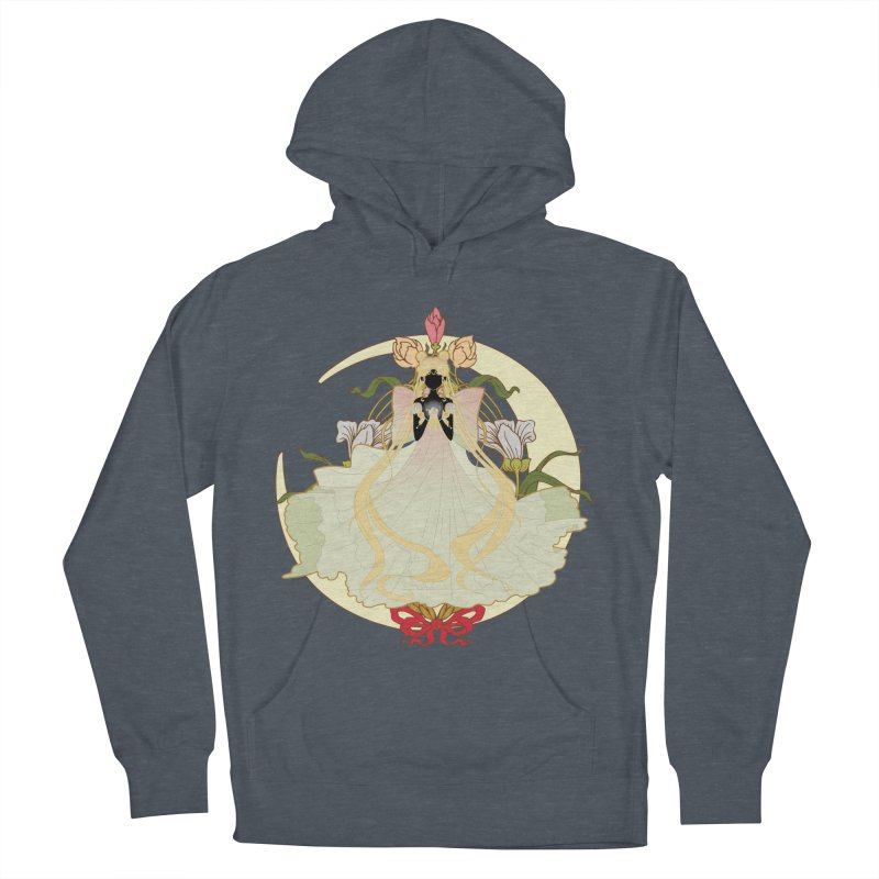 Serenity Nouveau Men's French Terry Pullover Hoody by MaruDashi's Artist Shop