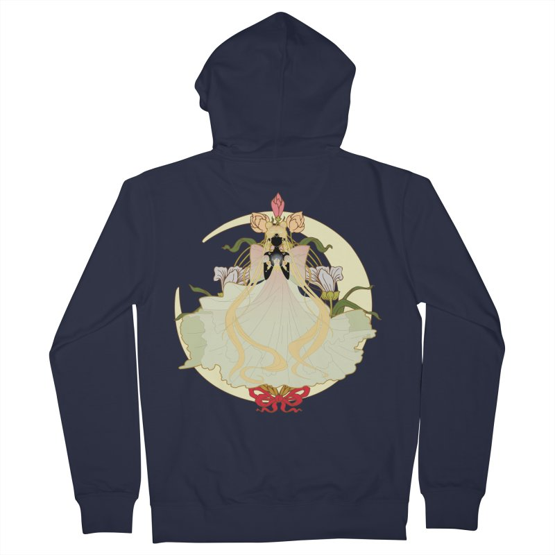 Serenity Nouveau Women's Zip-Up Hoody by MaruDashi's Artist Shop