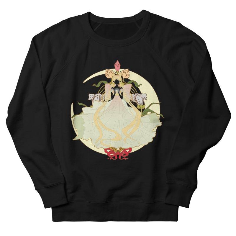 Serenity Nouveau Women's French Terry Sweatshirt by MaruDashi's Artist Shop