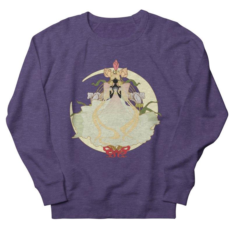Serenity Nouveau Men's French Terry Sweatshirt by MaruDashi's Artist Shop