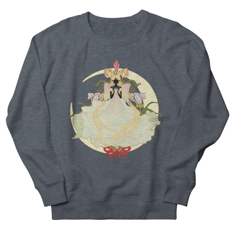 Serenity Nouveau Men's French Terry Sweatshirt by MaruDashi's Artist Shop