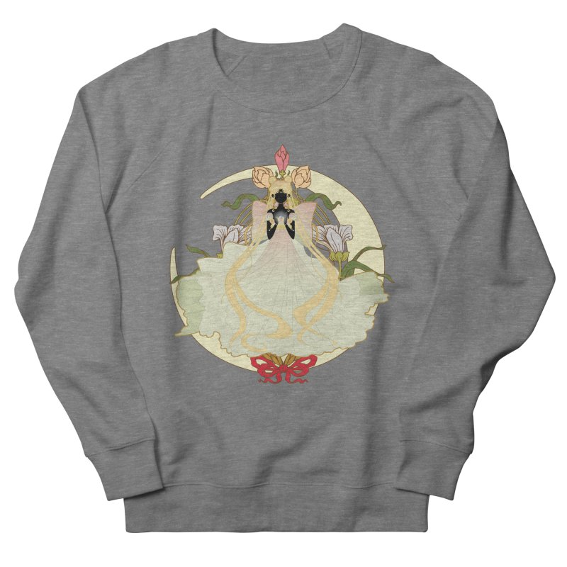 Serenity Nouveau Men's Sweatshirt by MaruDashi's Artist Shop