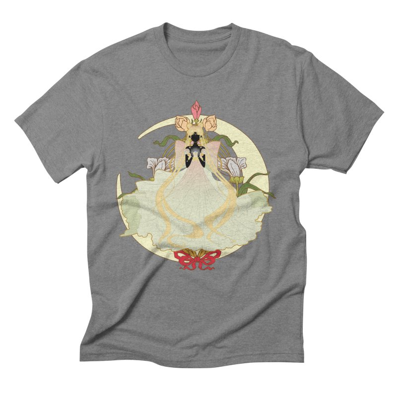 Serenity Nouveau Men's Triblend T-Shirt by MaruDashi's Artist Shop