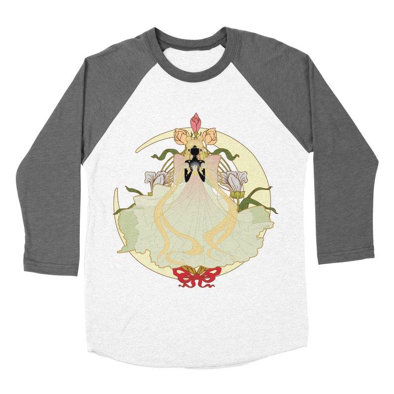 Serenity Nouveau Women's Baseball Triblend Longsleeve T-Shirt by MaruDashi's Artist Shop