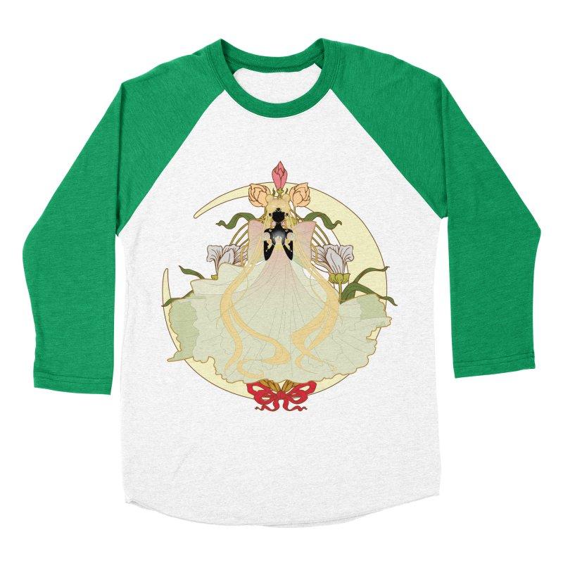 Serenity Nouveau Women's Baseball Triblend T-Shirt by MaruDashi's Artist Shop