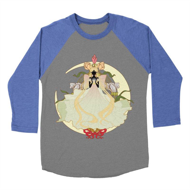 Serenity Nouveau Men's Baseball Triblend T-Shirt by MaruDashi's Artist Shop