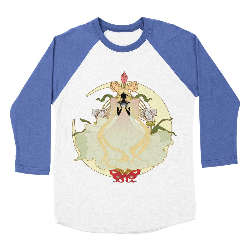 Serenity Nouveau Men's Baseball Triblend Longsleeve T-Shirt by MaruDashi's Artist Shop