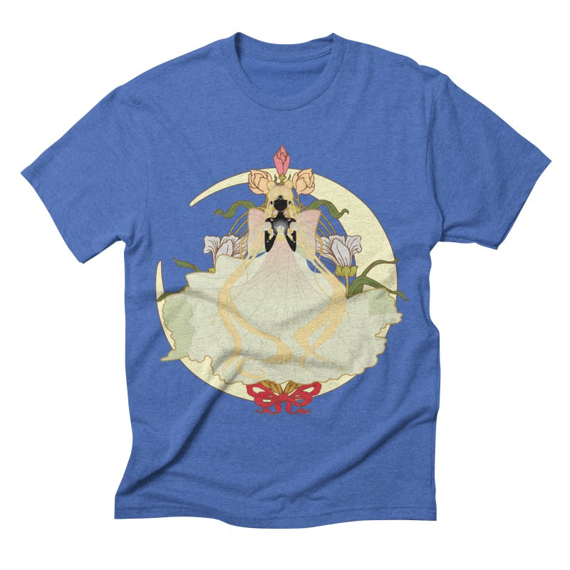 Serenity Nouveau Men's Triblend T-shirt by MaruDashi's Artist Shop