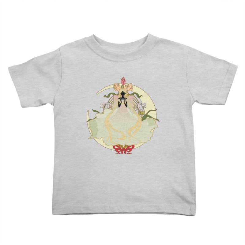 Serenity Nouveau Kids Toddler T-Shirt by MaruDashi's Artist Shop