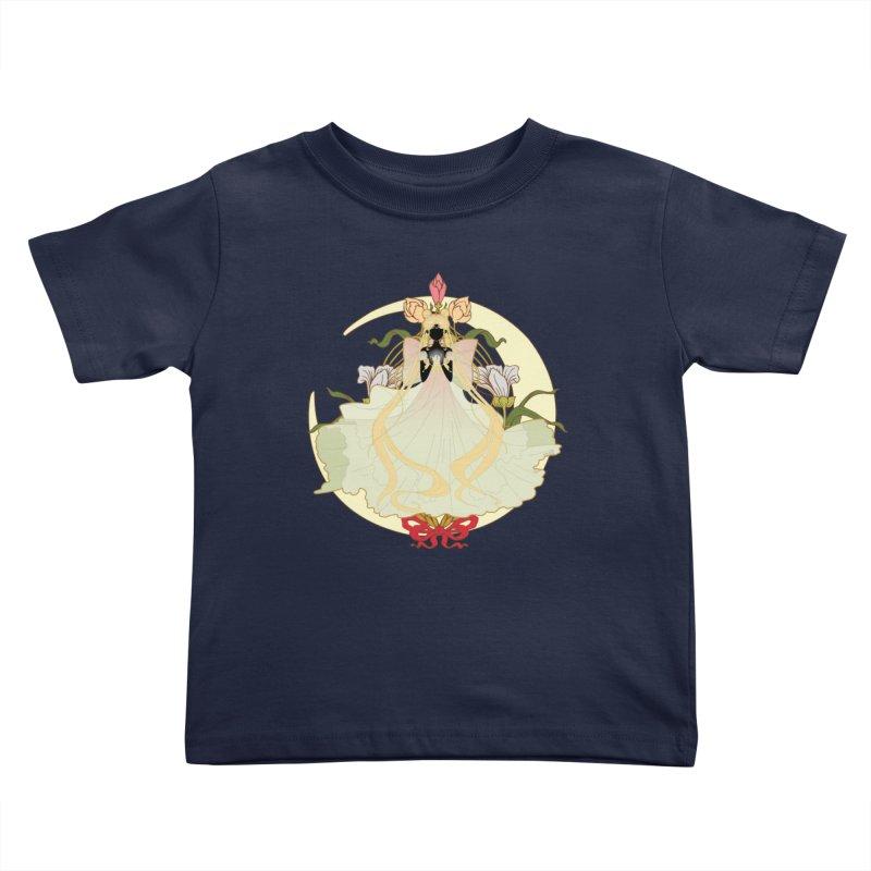 Serenity Nouveau Kids Toddler T-Shirt by MaruDashi's Artist Shop