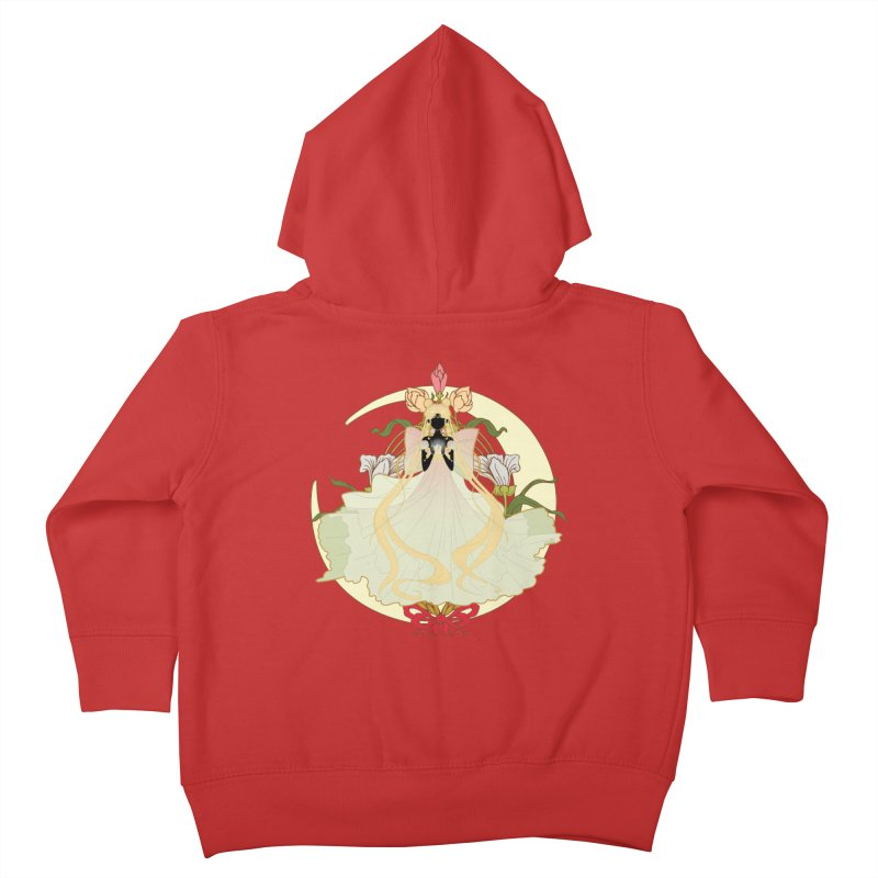 Serenity Nouveau Kids Toddler Zip-Up Hoody by MaruDashi's Artist Shop