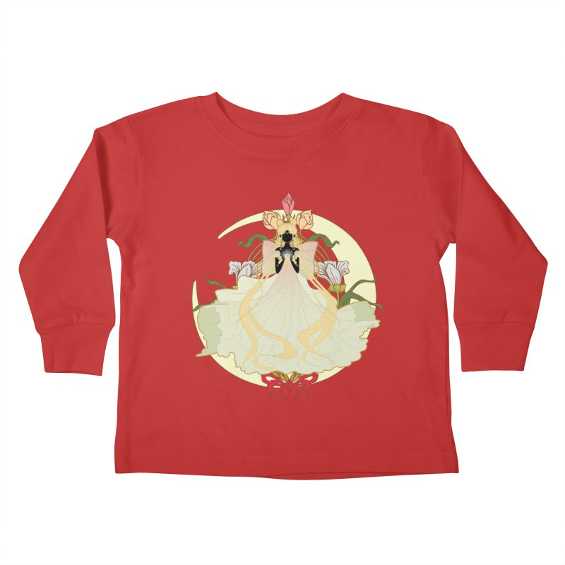 Serenity Nouveau Kids Toddler Longsleeve T-Shirt by MaruDashi's Artist Shop