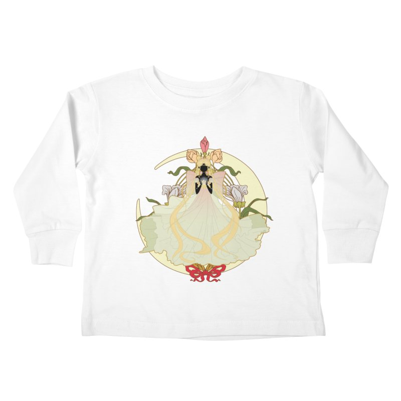 Serenity Nouveau Kids Toddler Longsleeve T-Shirt by MaruDashi's Artist Shop