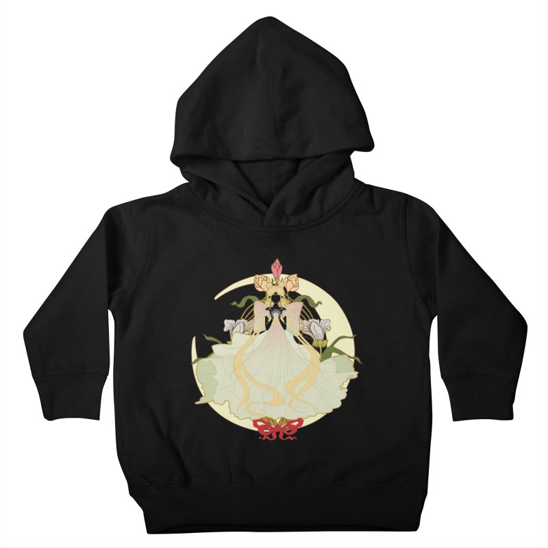 Serenity Nouveau Kids Toddler Pullover Hoody by MaruDashi's Artist Shop