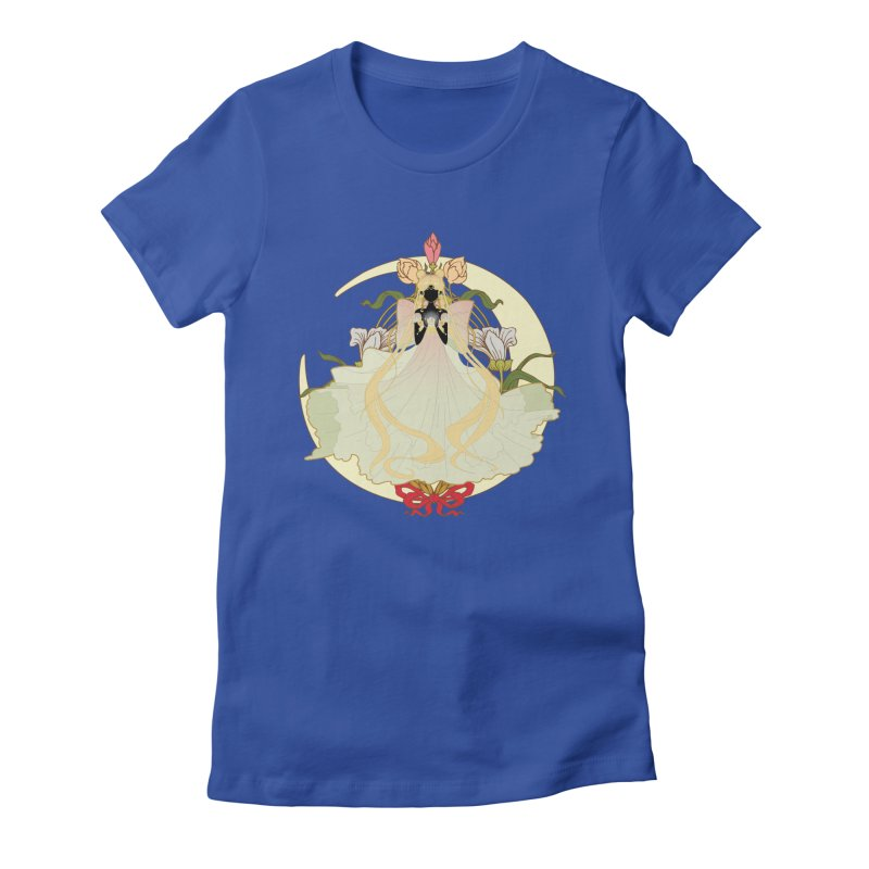 Serenity Nouveau Women's T-Shirt by MaruDashi's Artist Shop