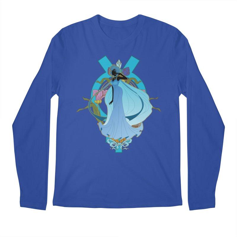 Princess Mercury Men's Longsleeve T-Shirt by MaruDashi's Artist Shop