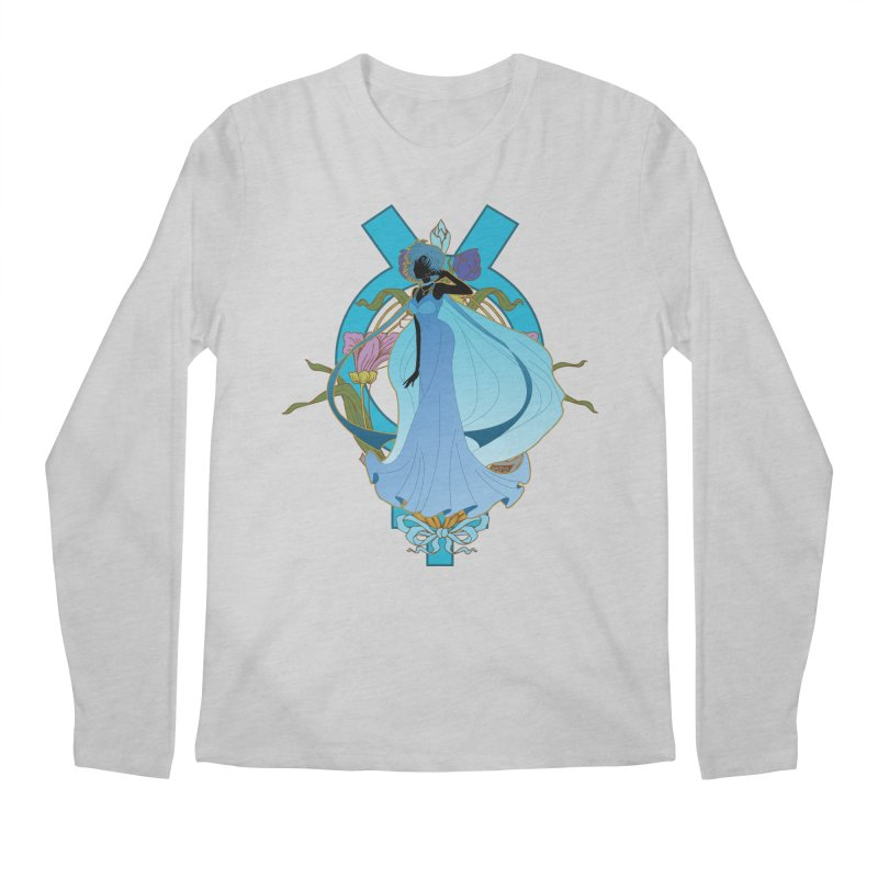 Princess Mercury Men's Longsleeve T-Shirt by MaruDashi's Artist Shop