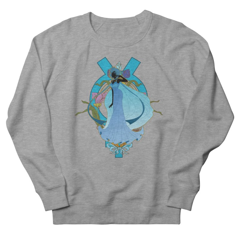 Princess Mercury Men's Sweatshirt by MaruDashi's Artist Shop