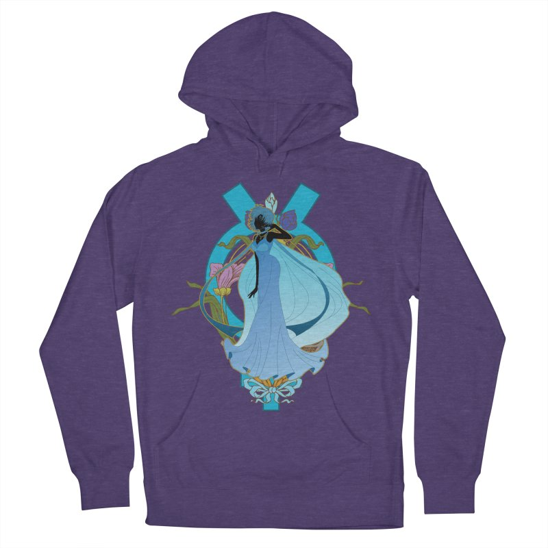 Princess Mercury Women's French Terry Pullover Hoody by MaruDashi's Artist Shop