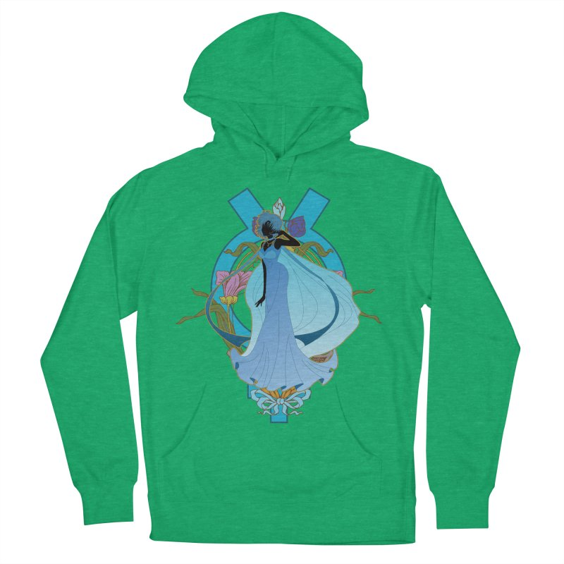 Princess Mercury Men's Pullover Hoody by MaruDashi's Artist Shop