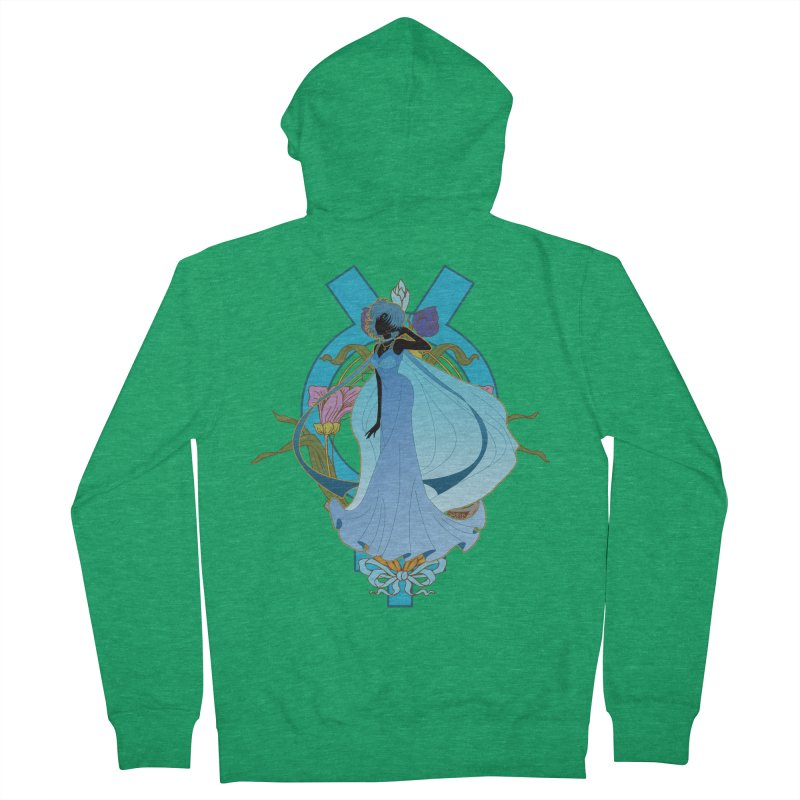 Princess Mercury Women's Zip-Up Hoody by MaruDashi's Artist Shop