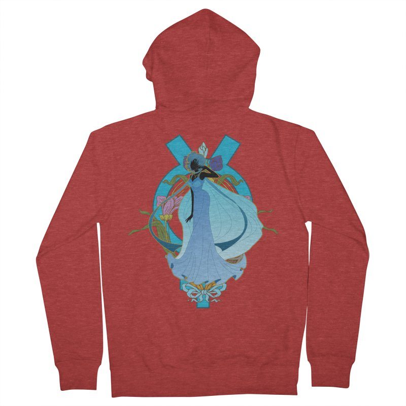Princess Mercury Men's Zip-Up Hoody by MaruDashi's Artist Shop