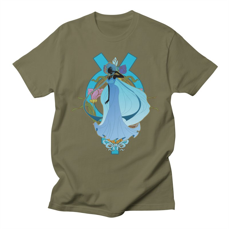 Princess Mercury Men's T-Shirt by MaruDashi's Artist Shop
