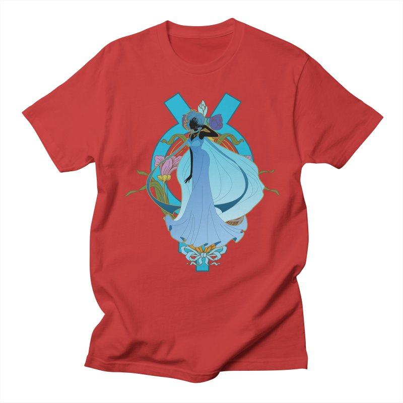 Princess Mercury Men's Regular T-Shirt by MaruDashi's Artist Shop