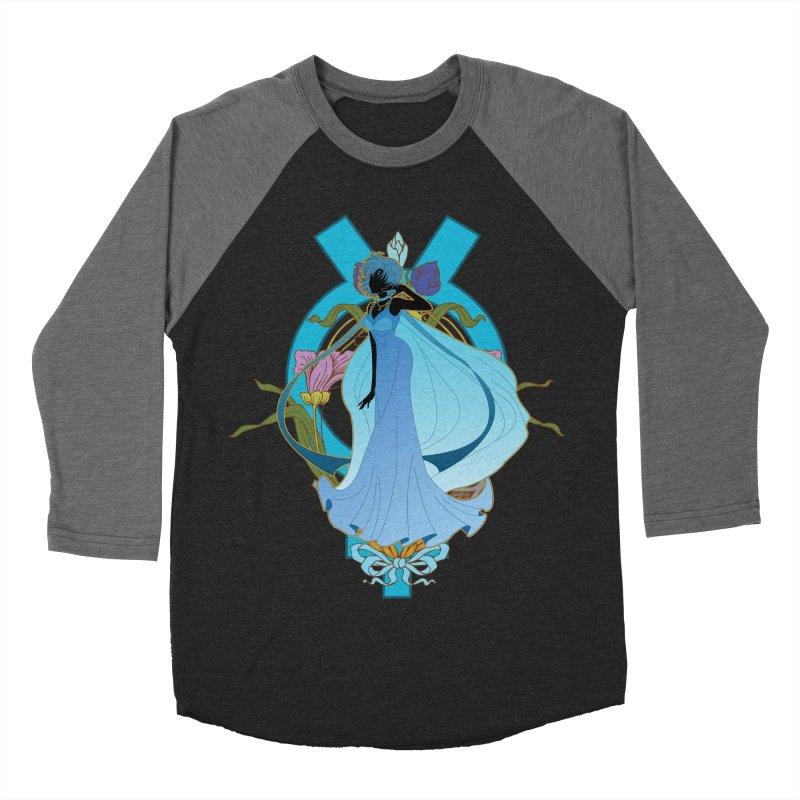 Princess Mercury Women's Baseball Triblend T-Shirt by MaruDashi's Artist Shop