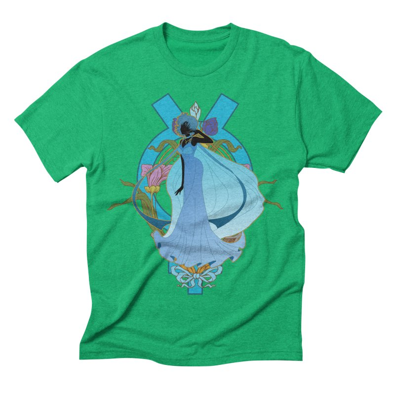 Princess Mercury Men's Triblend T-shirt by MaruDashi's Artist Shop