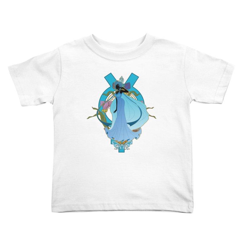 Princess Mercury Kids Toddler T-Shirt by MaruDashi's Artist Shop